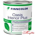 Краска Tikkurila Finncolor Oasis Interior Plus 0,9 л  Арт. 100309