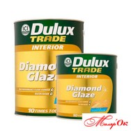 Лак Dulux Diamond Glaze 1 л Арт. 400001